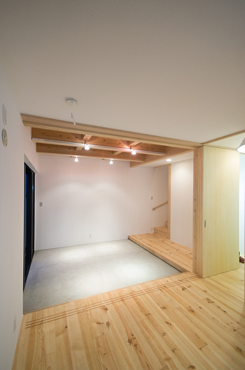makinoki_House室内_古川